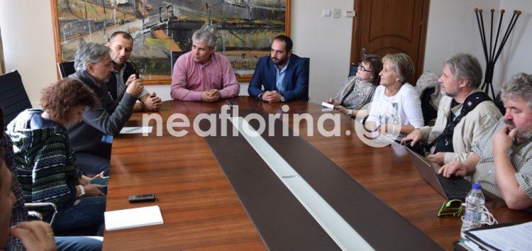 Επίσκεψη Ρώσων δημοσιογράφων στη Φλώρινα (video, pics)