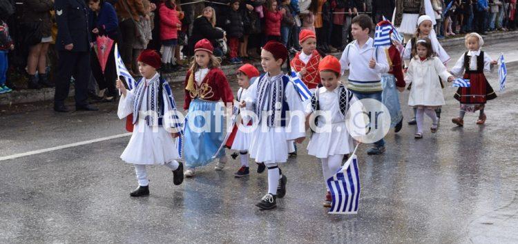 Η παρέλαση της 28ης Οκτωβρίου στη Φλώρινα (pics)