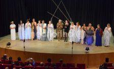Ο «Προμηθέας Δεσμώτης» από τη θεατρική ομάδα του Συλλόγου Μικρασιατών Φλώρινας (video, pics)