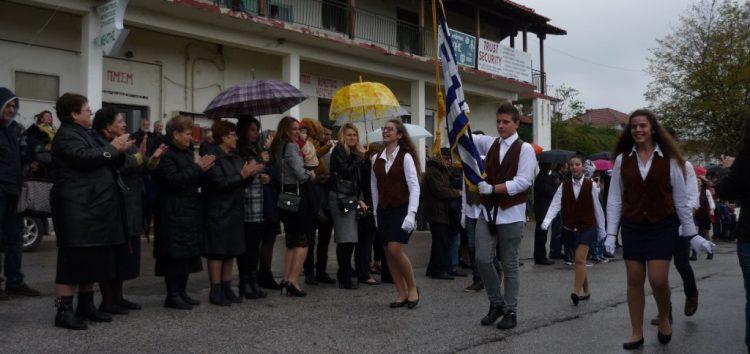 Η μαθητική παρέλαση για την επέτειο της 28ης Οκτωβρίου στη Μελίτη (pics)