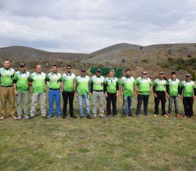 Ισχυρή παρουσία της Σκοπευτικής Αθλητικής Λέσχης Φλώρινας στον πρωταθληματικό αγώνα όπλων χειρός πρακτικής σκοποβολής