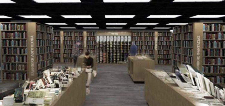 Booksplus: το νέο μεγάλο βιβλιοπωλείο στην Πανεπιστημίου με την υπογραφή του Βασίλη Παπαγιάννη