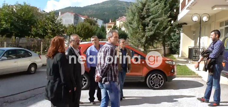 Παροχή βοήθειας από το δήμο Φλώρινας προς το ΚΕ.Φ.Ι.ΑΠ. (video)