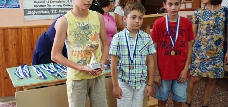 2η θέση και 7 μετάλλια για τη Λέσχη Πολιτισμού Φλώρινας στο 8ο ανοιχτό τουρνουά σκακιού «Ν. Σαμαράς»
