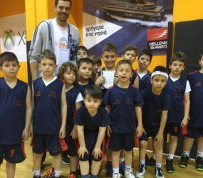 Τουρνουά μπάσκετ μικρών ηλικιών από την Ακαδημία Shooters