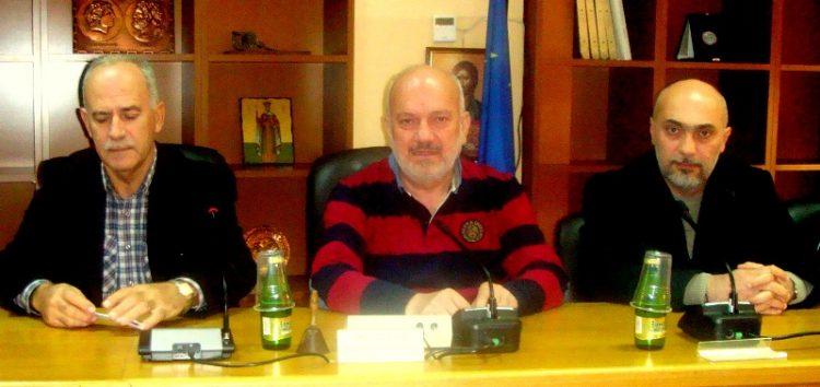Η συνέντευξη Τύπου των γυναικείων Εθνικών Ομάδων χάντμπολ Ελλάδας και Ισραήλ