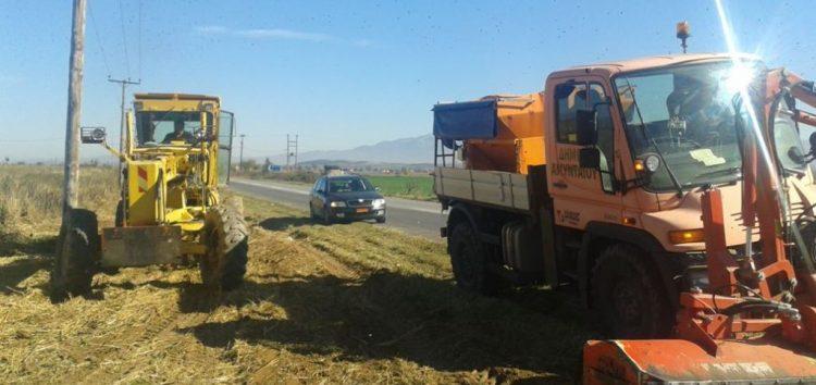 Προετοιμασία για την αντιμετώπιση κινδύνων από χιονοπτώσεις και παγετό στο δήμο Αμυνταίου