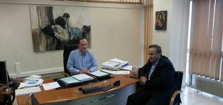 Συνάντηση Αντωνιάδη – Τουρλιδάκη για την επιστροφή του τμήματος Βαλκανικών Σπουδών