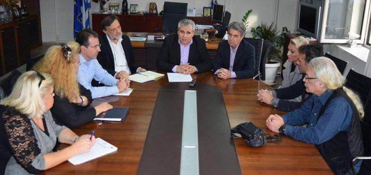 Συνάντηση ενημέρωσης με τον Γενικό Γραμματέα Αγροτικής Ανάπτυξης Χαράλαμπο Κασίμη (video, pics)