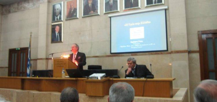 Δημήτρης Γάκης: Χάσαμε μια πόλη 30.000 κατοίκων το 2015