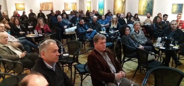Η πρώτη συνάντηση της Ακαδημίας Οίνου του «Αριστοτέλη» για το 2016 – 2017 (pics)