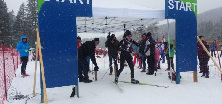 Σε διεθνή προετοιμασία χιονοδρομίας και αγώνες FIS η αθλήτρια του Α.Ο.Φ. Εύα Βέλλιου