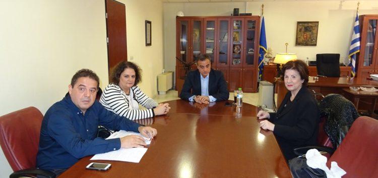 «Εργαζόμαστε με όλες μας τις δυνάμεις για τη στήριξη  των γυναικών θυμάτων βίας» τόνισε ο Θ. Καρυπίδης