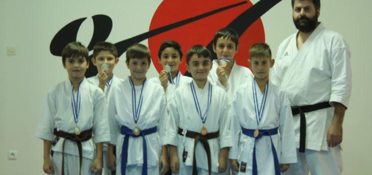 Ο Shotokan Karate Florinas στο Κύπελλο Βορείου Ελλάδος