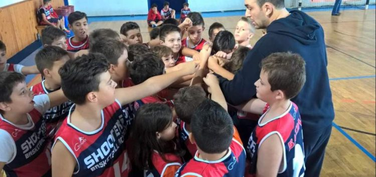 Συνεχίζει νικηφόρα στο πρωτάθλημα η Ακαδημία Shooters – Συμμετοχή σε τουρνουά μικρών ηλικιών