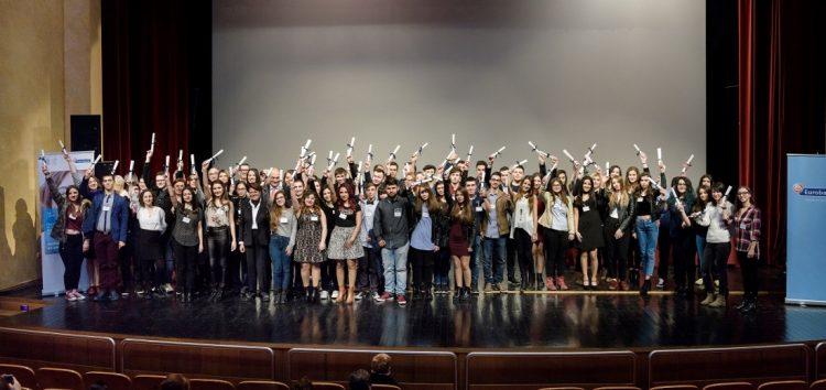 Βράβευση αριστούχων μαθητών από την Eurobank