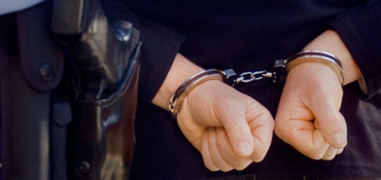 Σύλληψη 39χρονου αλλοδαπού για κλοπή οχήματος και παραβάσεις του νόμου περί αλλοδαπών