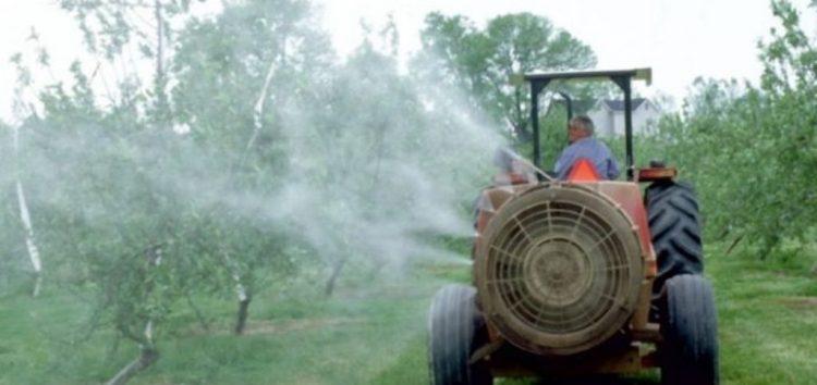 Πιστοποίηση επαγγελματικού εξοπλισμού εφαρμογής γεωργικών φαρμάκων