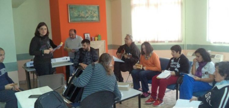 «Διεκδικούμε – δημιουργούμε τραγουδώντας» από το ΚΕΦΙΑΠ Φλώρινας
