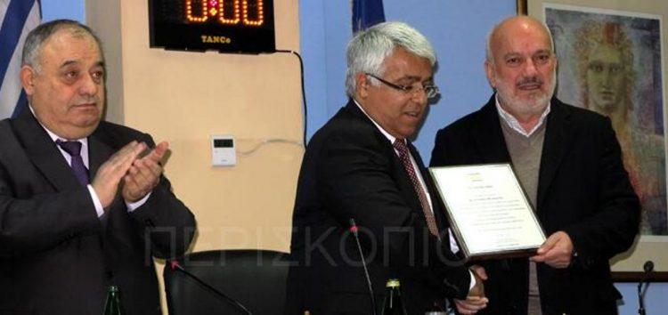 Αποχαιρετιστήρια τιμητική εκδήλωση για τον απερχόμενο δήμαρχο Καραβά Κύπρου (video, pics)