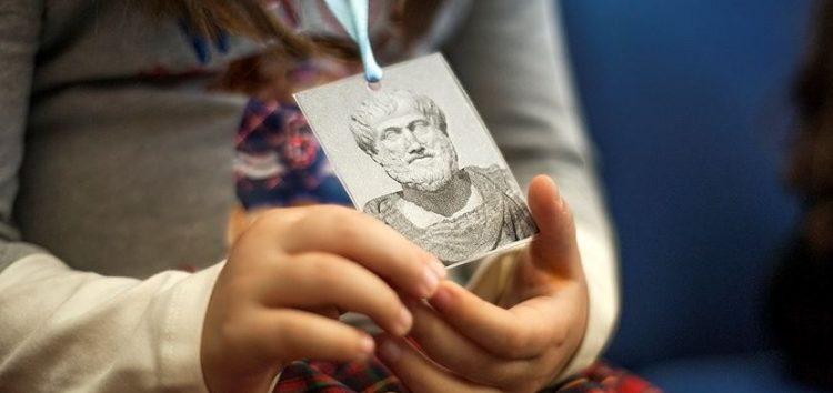 Στιγμές από το πανελλήνιο συνέδριο για τον Αριστοτέλη (pics)