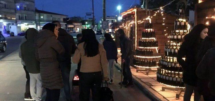 Χριστουγεννιάτικη εκδήλωση του Πολιτιστικού Μορφωτικού Συλλόγου Λεβαίας (pics)