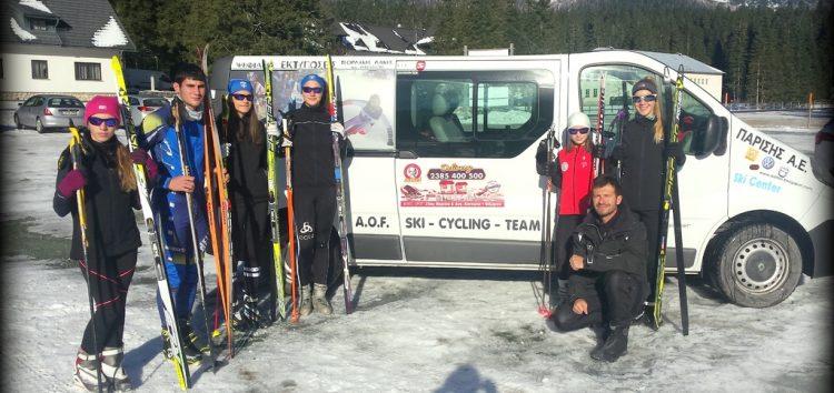 8ήμερη προετοιμασία για σκι στη Σλοβενία o ΑΟΦ