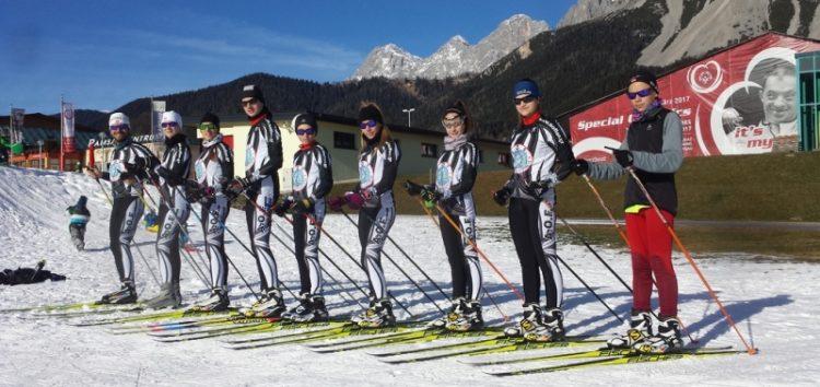 Θετικό το πρόσημο για τον ΑΟΦ στο 8ήμερο Ski Camp στην Σλοβενία