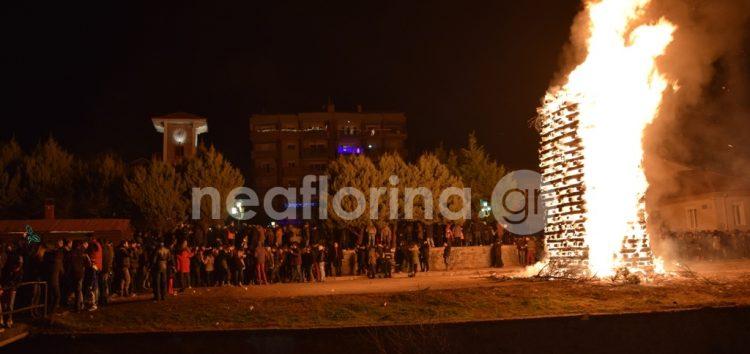 Η Φλώρινα ετοιμάζεται ν' ανάψει… Φωτιές (pics, video)