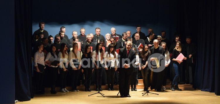 Χριστουγεννιάτικη συναυλία του μουσικού σχολείου Αμυνταίου και της χορωδίας του Συλλόγου Ιεροψαλτών Φλώρινας (video, pics)