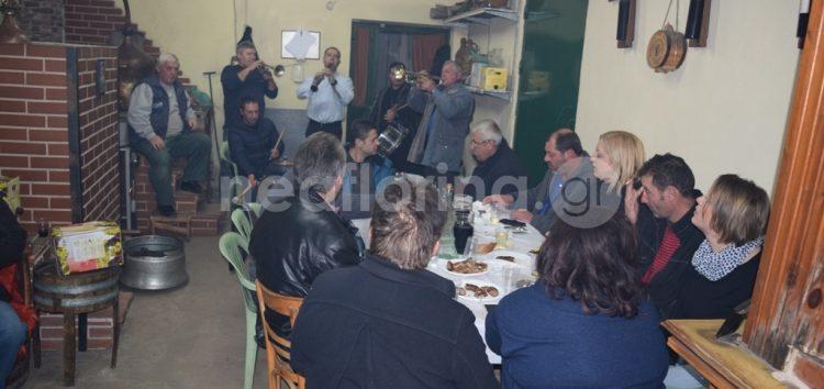 Ξεκίνησε η γιορτή τσίπουρου στα καζάνια του δήμου Φλώρινας (video, pics)