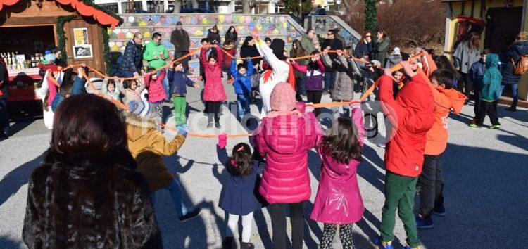 Τριήμερο πολυθέαμα για παιδιά στο Ξύλινο Χωριό (pics)