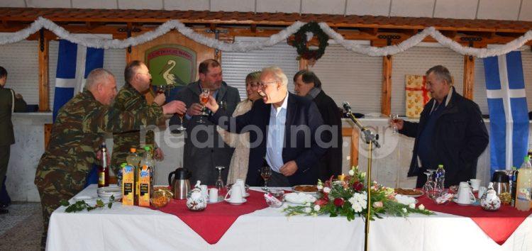 Στη Φλώρινα ο αναπληρωτής υπουργός Άμυνας Δημήτρης Βίτσας (video, pics)