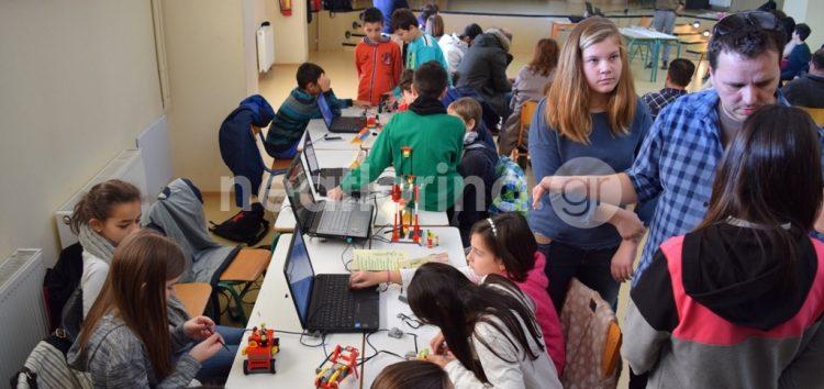 Ημερίδα εκπαιδευτικής ρομποτικής στη Φλώρινα (video, pics)