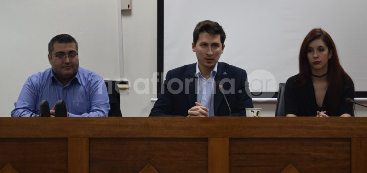 Πολιτική εκδήλωση του ΠΑΣΟΚ με ομιλητή τον εκπρόσωπο Τύπου Παύλο Χρηστίδη (video, pics)
