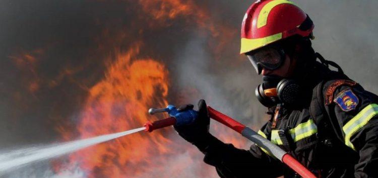 Πυρκαγιά σε διαμέρισμα στη Φλώρινα