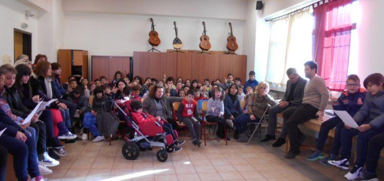 Πρόγραμμα συνεκπαίδευσης στο ειδικό δημοτικό σχολείο Φλώρινας