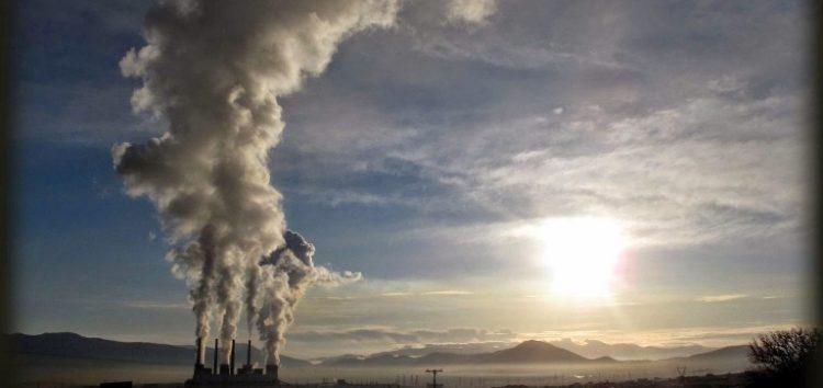 Συστάσεις για λήψη μέτρων προστασίας του κοινού και μείωσης των εκπομπών αιωρούμενων σωματιδίων