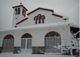 Εορτάζει και πανηγυρίζει ο Ι.Ν. Αγίου Σπυρίδωνα Αχλάδας