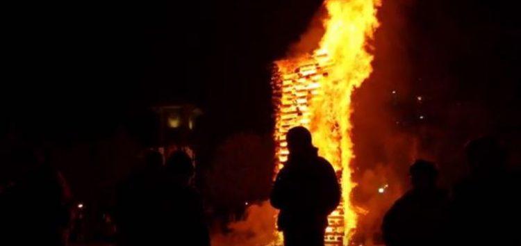 «Φωτιές 2016» με τη ματιά του Δημήτρη Πασίνη (video)
