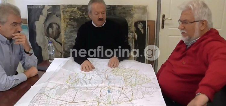 Προχωρά η μελέτη για την κατασκευή διυλιστηρίου στο φράγμα Τριανταφυλλιάς (video)