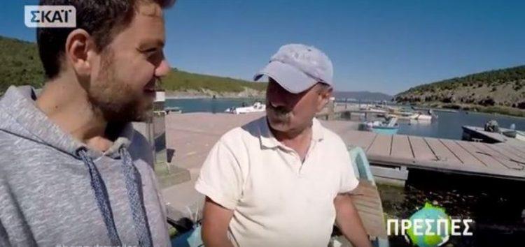 Το Happy Traveller στις Πρέσπες (video)