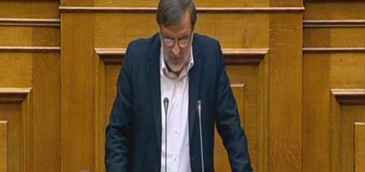 Η ομιλία του βουλευτή Φλώρινας Κωνσταντίνου Σέλτσα για τον προϋπολογισμό (video)
