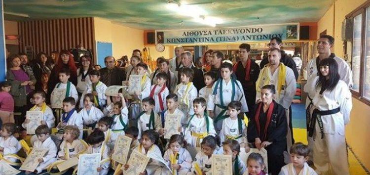 Μέλη του Shogun συμμετείχαν ως εξεταστές στην Καστοριά