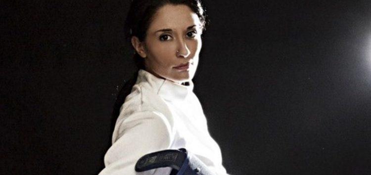 Φανή Βαρβέρη: «Η ξιφασκία είναι ο ψυχίατρός μου»