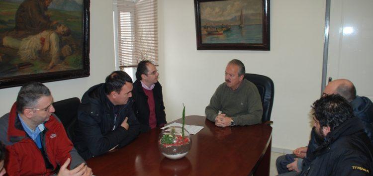 Συνάντηση του δημάρχου Φλώρινας με το Σύλλογο Γονέων και Κηδεμόνων του Πειραματικού Δημοτικού