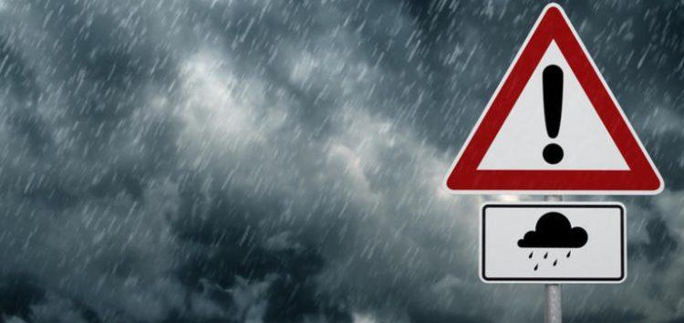Έκτακτο δελτίο επιδείνωσης καιρού – έρχονται βροχές και χιόνια
