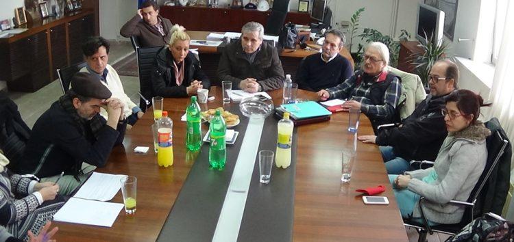Συνάντηση με τους καθηγητές του Τ.Ε.Ε.Τ. στην Π.Ε. Φλώρινας (video)