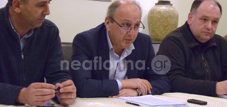 Στ. Κωνσταντινίδης: «Ανικανότητα και αδιαφορία της δημοτικής αρχής στον αποχιονισμό»
