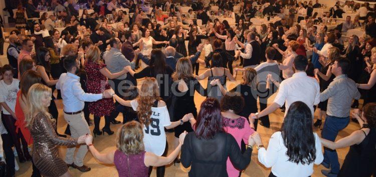 Ο ετήσιος χορός των «Λυγκηστών» (video, pics)